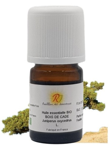 Organic cade essential oil
