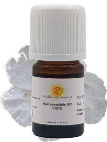 Organic cistus essential oil
