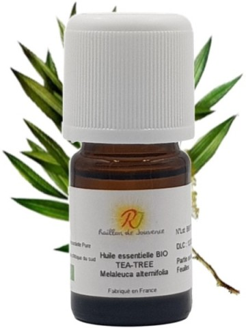 Huile essentielle  Tea Tree...