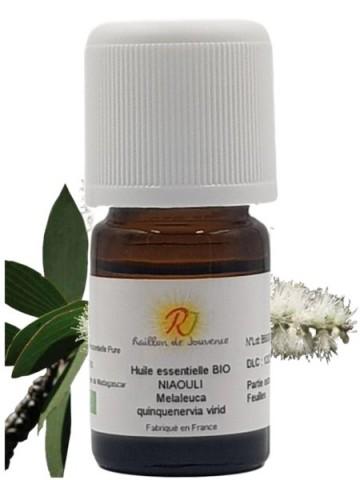 Organic Niaouli essential oil