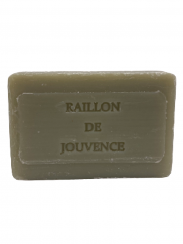 Emmolient soap with organic prickly pear seed oil