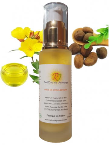 Virgin chaulmoogra oil