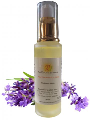 Organic argan oil with...