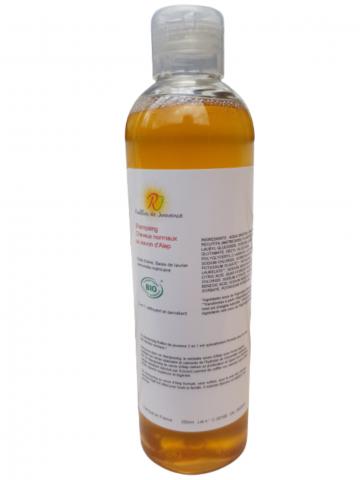 Organic shampoo Normal hair